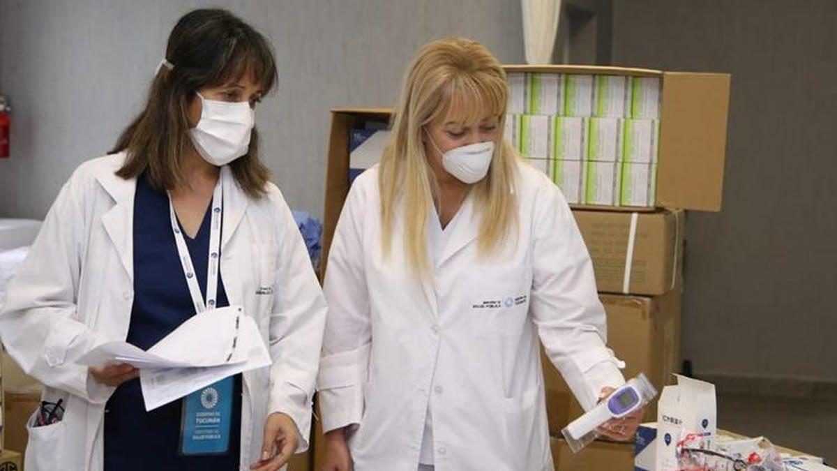 Coronavirus en Tucumán: hay 45 infectados en la provincia