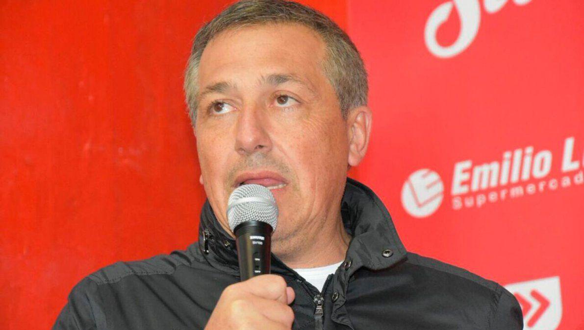 Roberto Sagra espera que se defina la Primera Nacional.