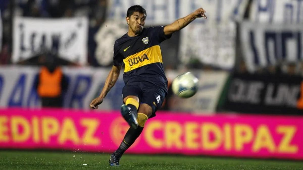 Franco Sosa regresó de Europa para jugar en Boca.