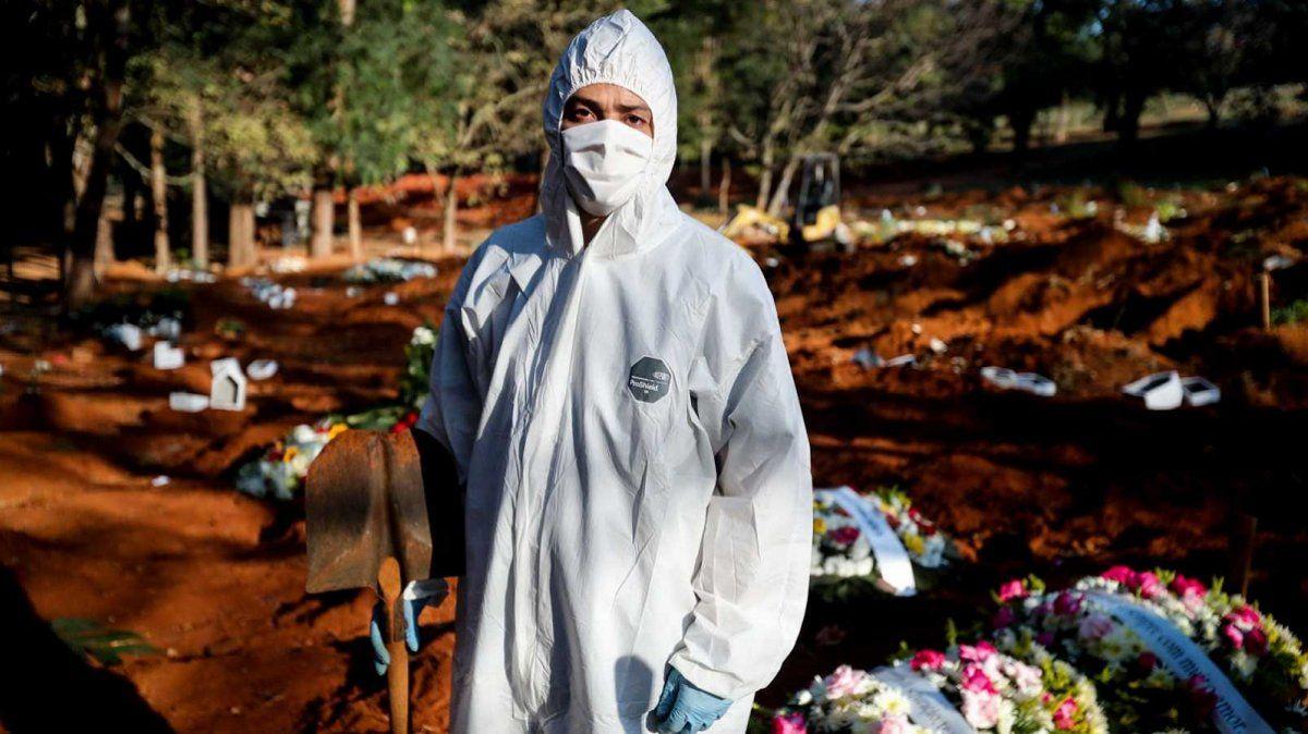 Coronavirus: América Latina, cerca de los 650 mil contagios