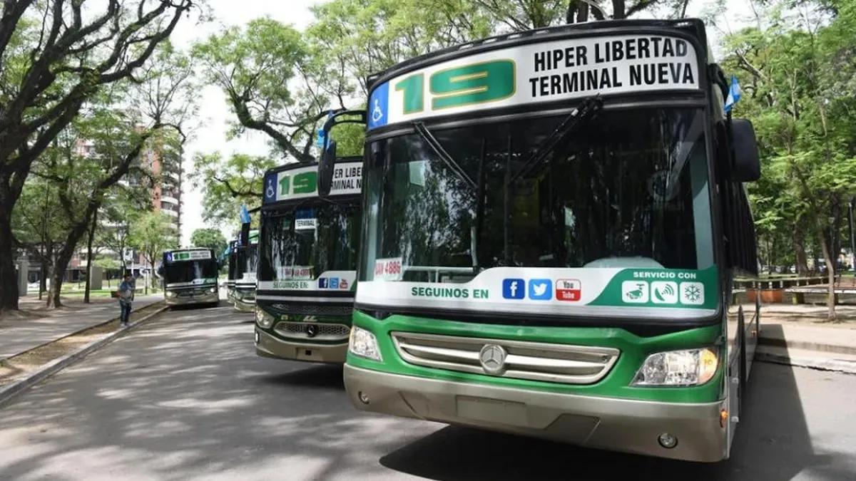 Es delicada la situación del transporte público en Tucumán.