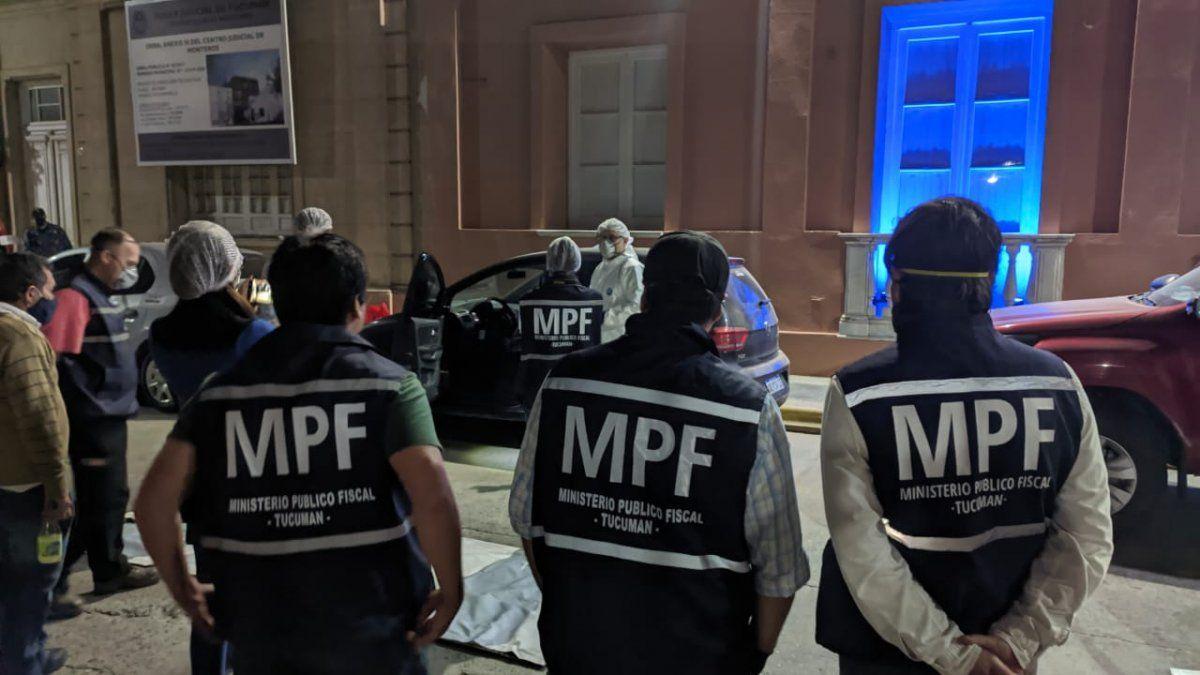 Caso Espinoza: allanaron la comisaria de Monteagudo