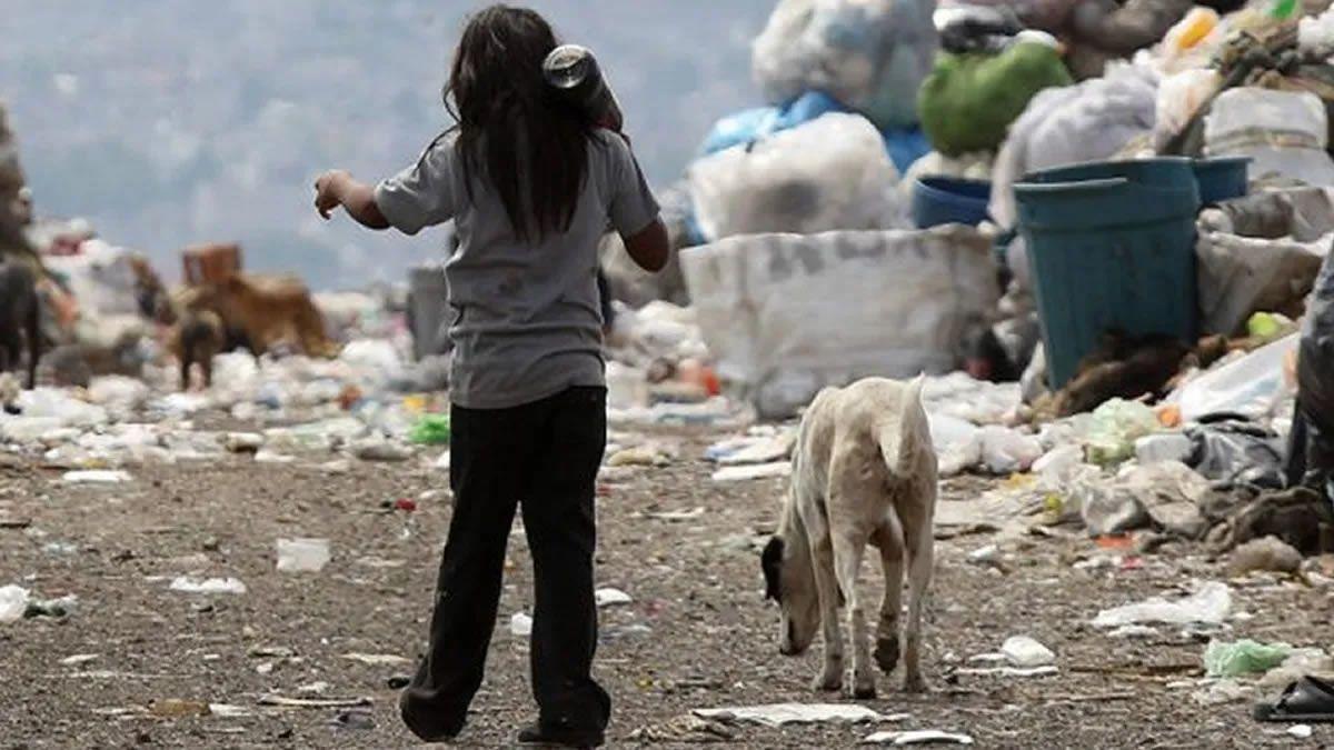 La pandemia dejará un aumento de la pobreza en niños y adolescentes