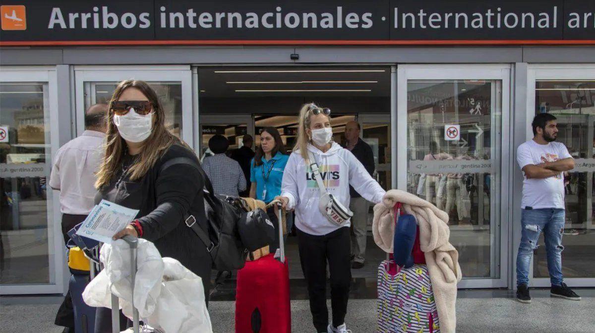 En una semana regresarán más de 4 mil argentinos varados en el exterior