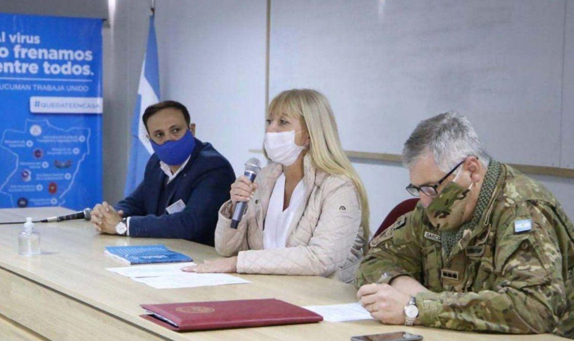 Solicitaron restringir el acceso de personas que vengan de Buenos Aires