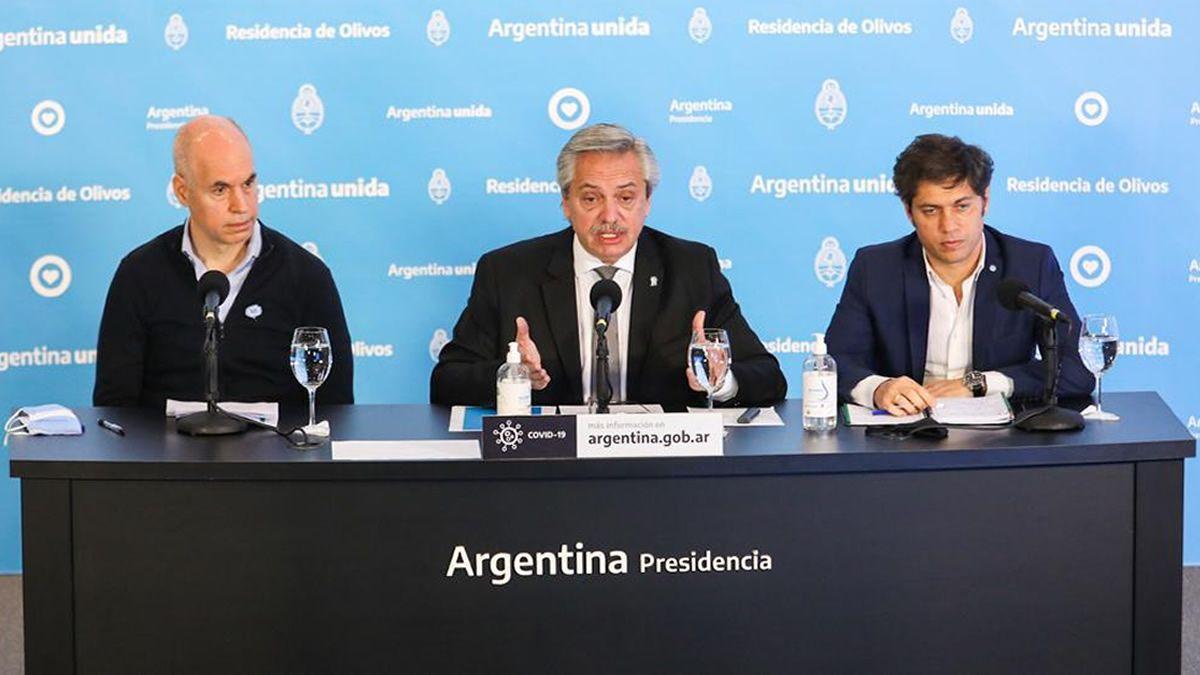 Alberto Fernández: Vamos a prorrogar el aislamiento hasta el 7 de junio