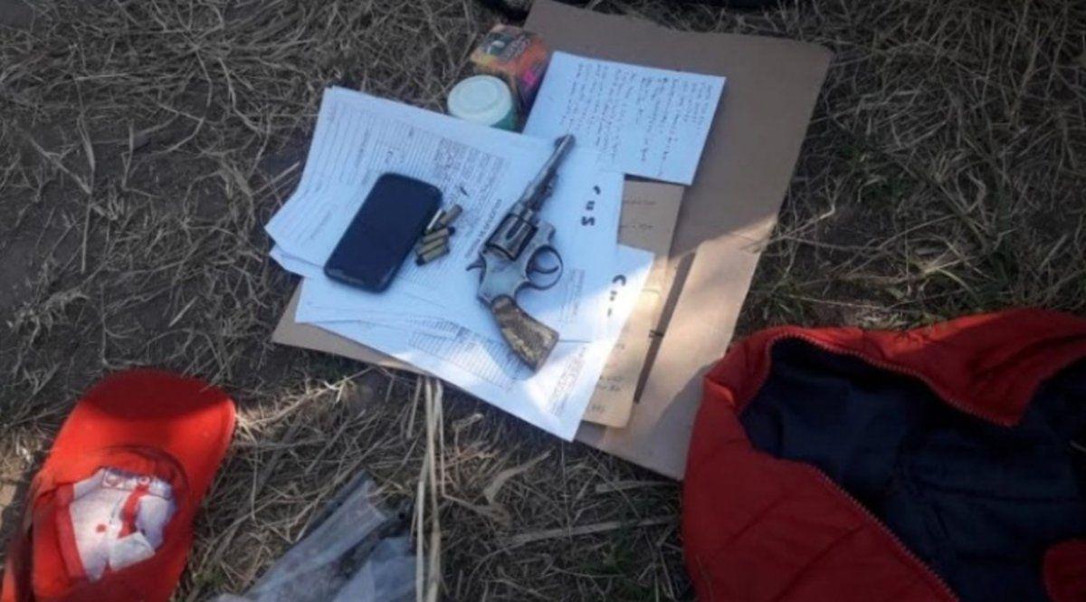 La Policía detuvo a dos hombres por un robo a un preventista