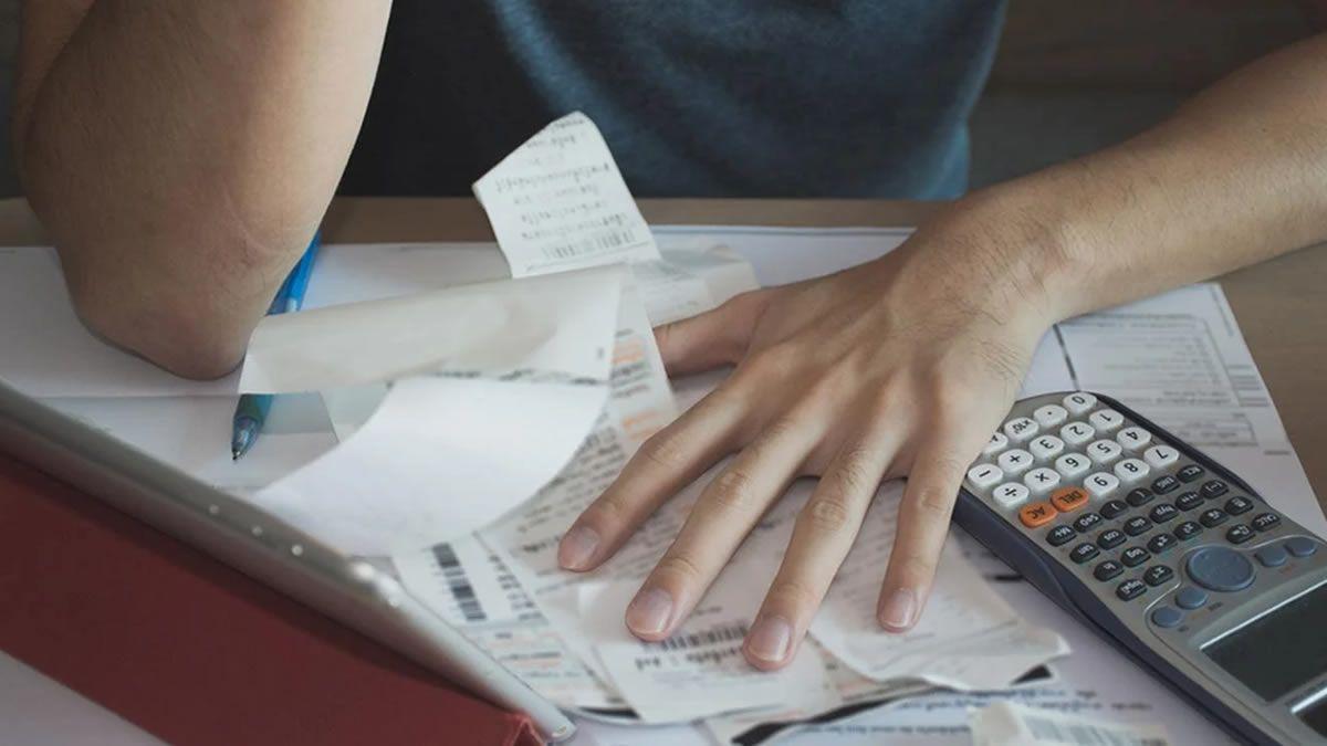 Cuarentena: casi nueve de cada diez familias acumuló deudas