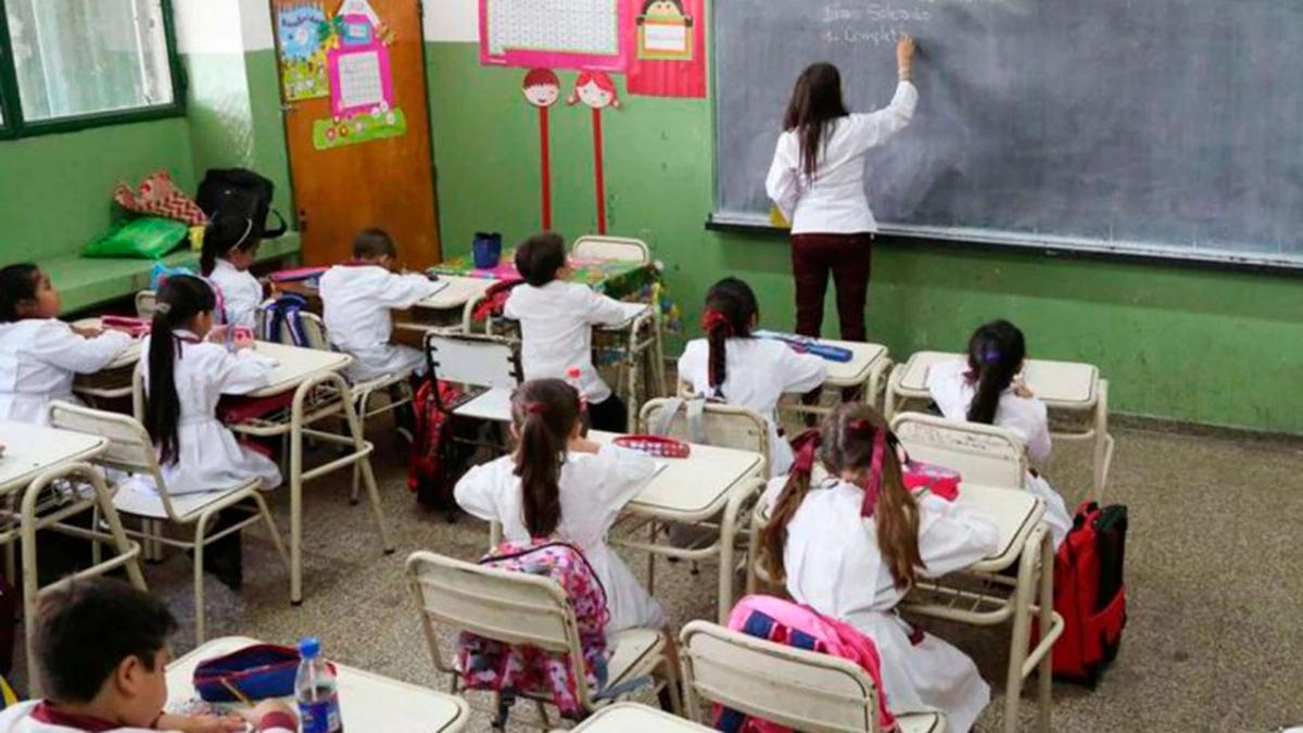 Jujuy será la primera provincia en volver a tener clases