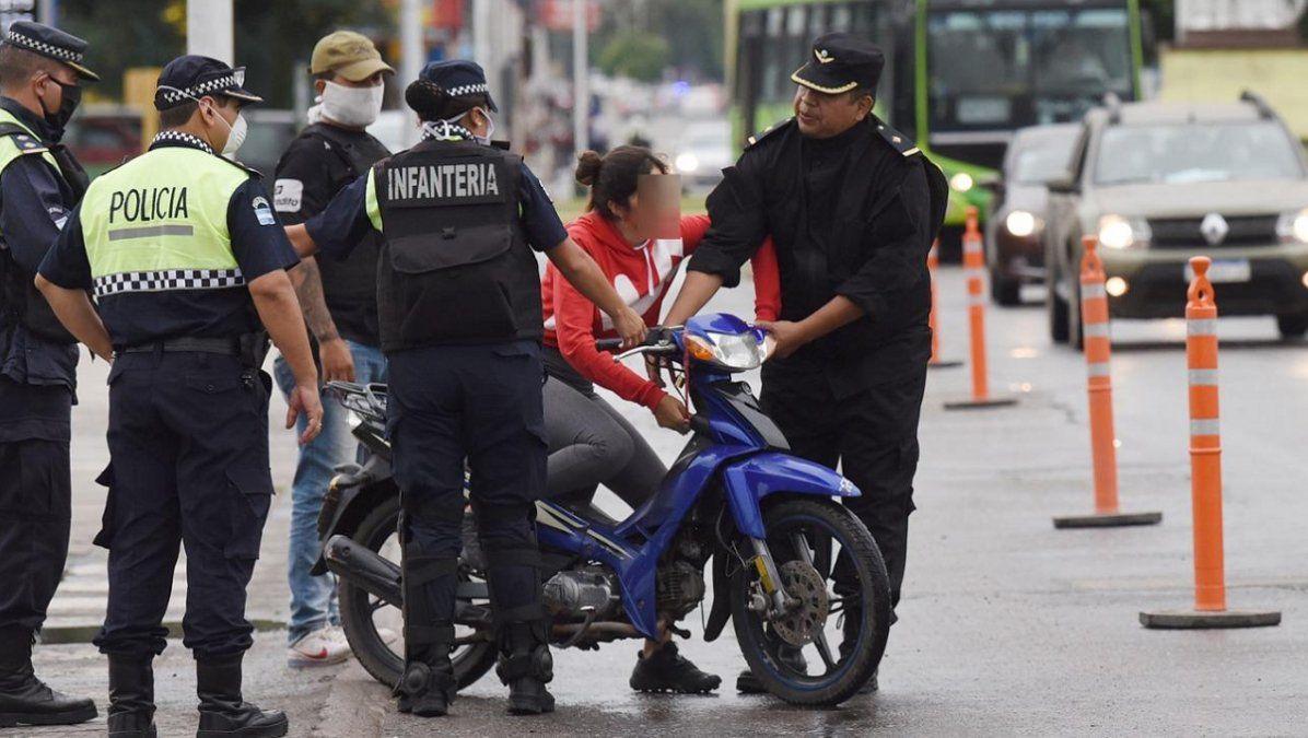 La Legislatura aprobó la ley contra los motoarrebatos