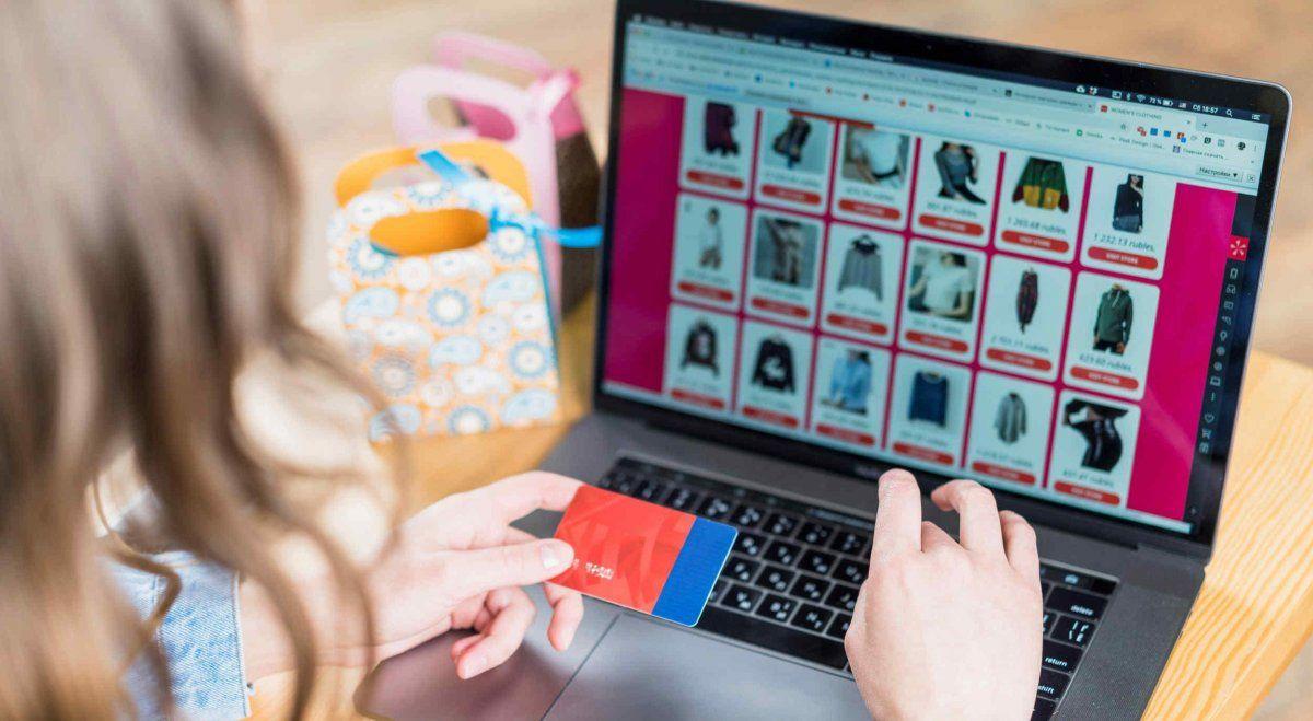 Comercio electrónico: creció 71% la cantidad de transacciones