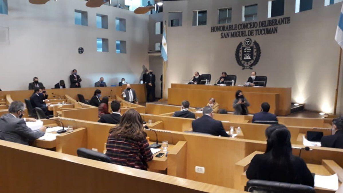 El Concejo Deliberante trata el Presupuesto 2020