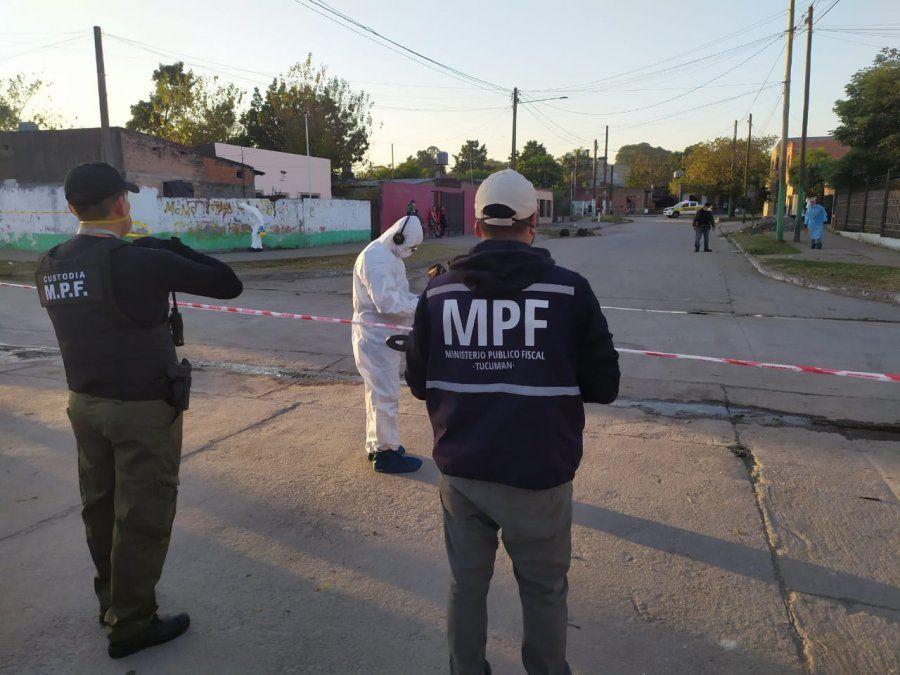 Detienen a un joven por el homicidio del hijo de Sergio Chupete Acevedo