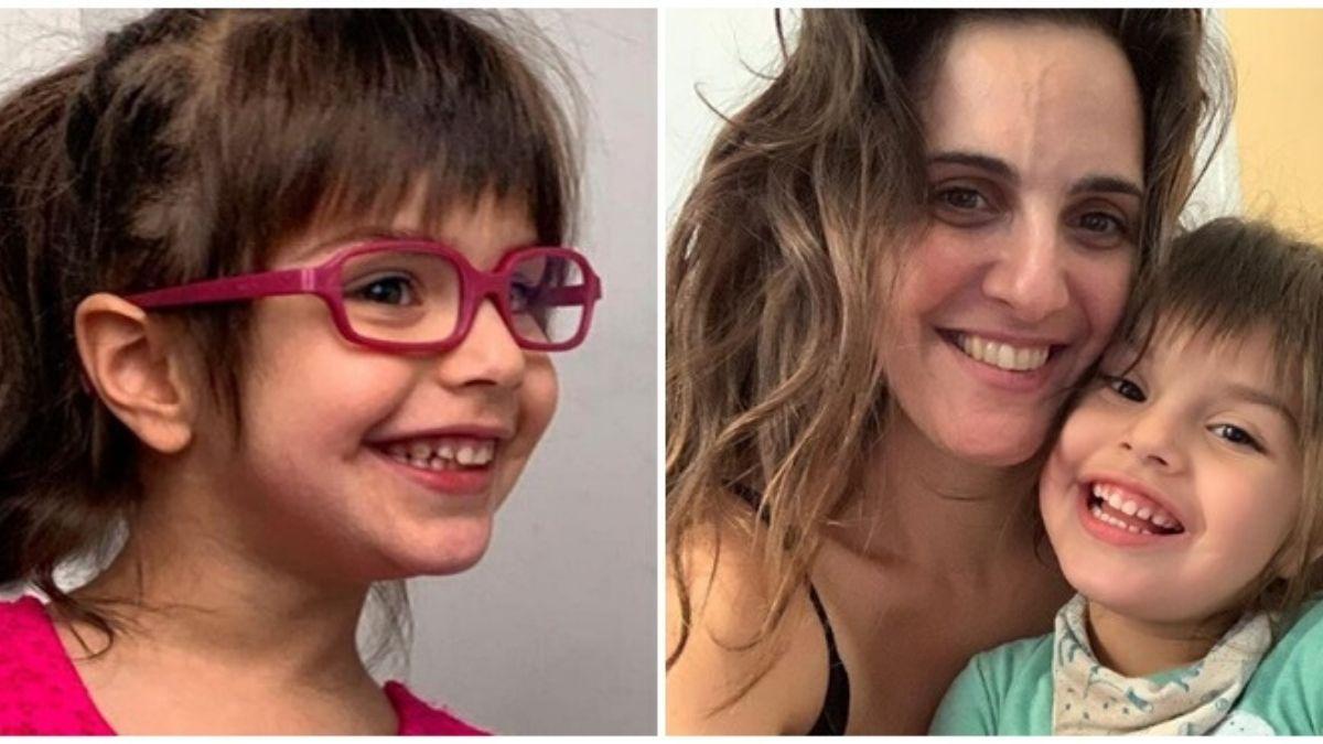 Julieta Díaz habló de su hija Antonia: Tiene parálisis cerebral