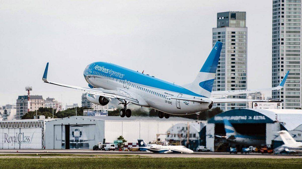 La vuelta de los vuelos fue ratificada para el 1 de septiembre