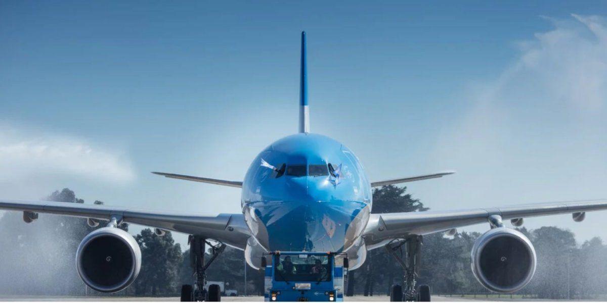 Aerolíneas: Presentaron protocolo para retomar la actividad