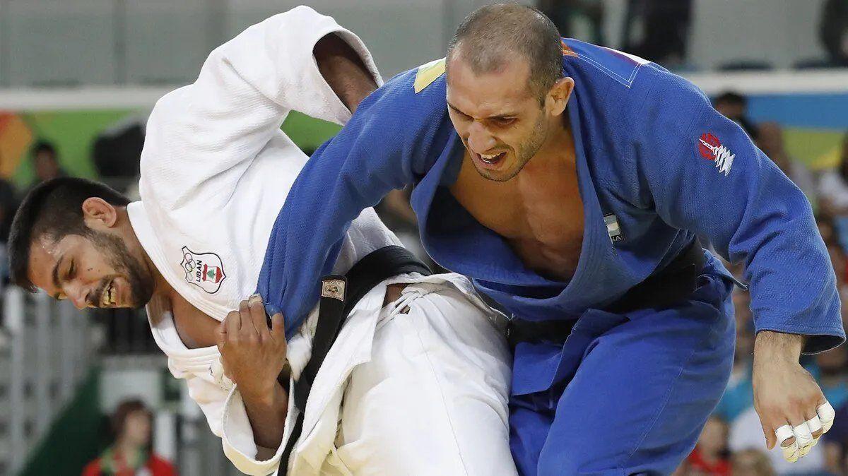 Emmanuel Lucenti es el mejor judoca tucumano.