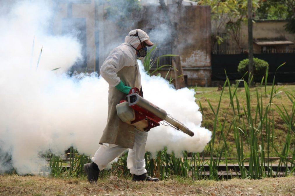 Se confirmaron 5697 casos de dengue en Tucumán