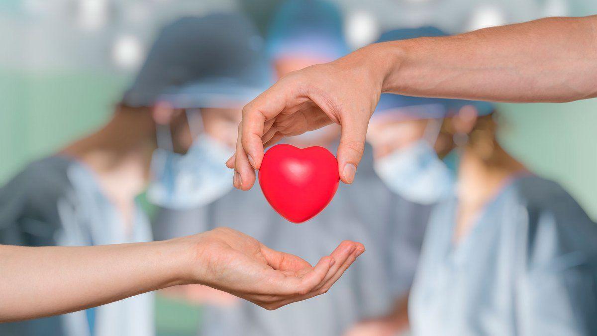 Desde el comienzo de la cuarentena se realizaron 214 trasplantes