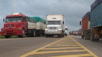 Limitan el horario de ingreso de camiones de carga a Tucumán