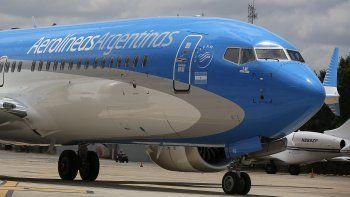 Aerolíneas Argentinas anunciará la suspensión de trabajadores