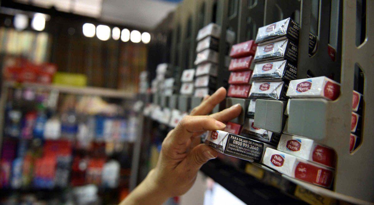 ¿Cuáles son los nuevos precios de los cigarrillos?
