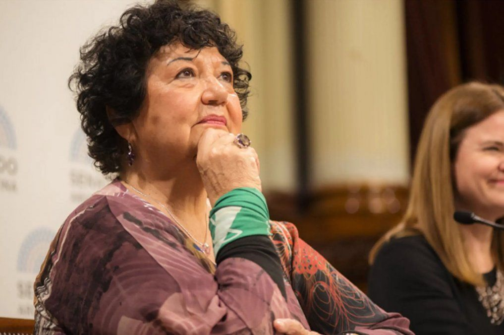 Dora Barrancos capacitará sobre la Ley Micaela al Poder Ejecutivo