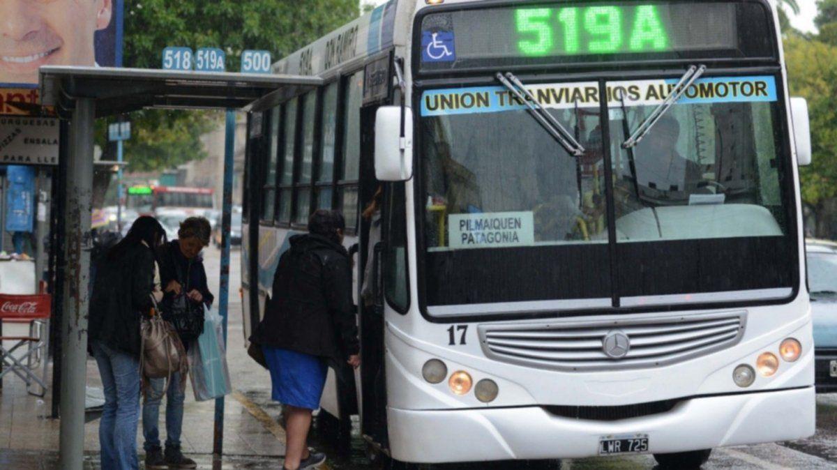 Tras un acuerdo UTA levantó el paro que afectaba a varias provincias