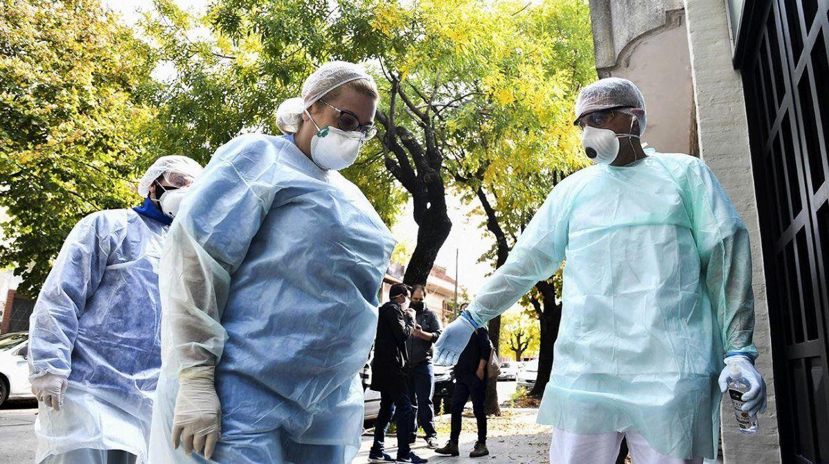 Infectólogos repudiaron la idea de la infectadura