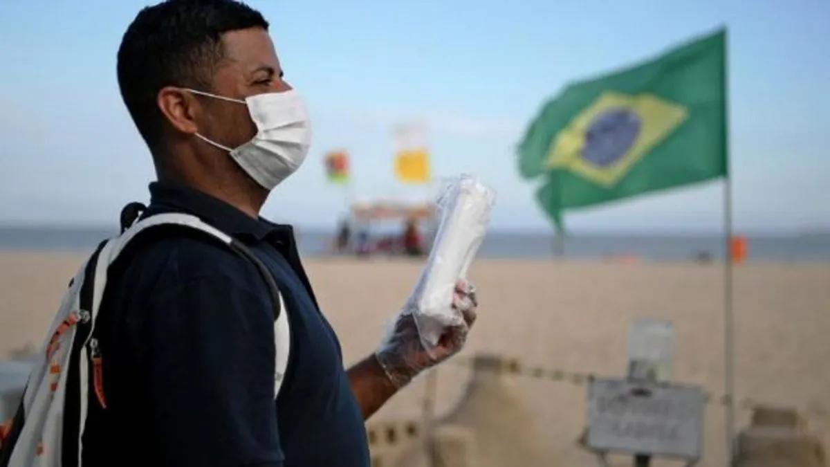 Coronavirus: Brasil se convirtió en una amenaza regional