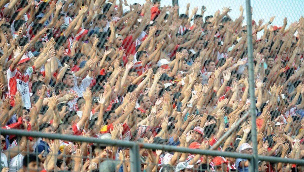 San Martín: ultiman detalles para el partido de los hinchas