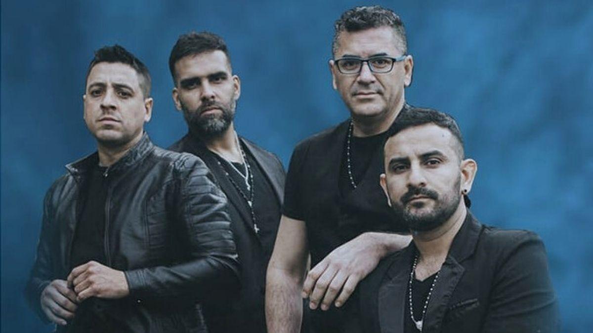 La Zapada grabó su nuevo disco en el estudio de Jorge Rojas