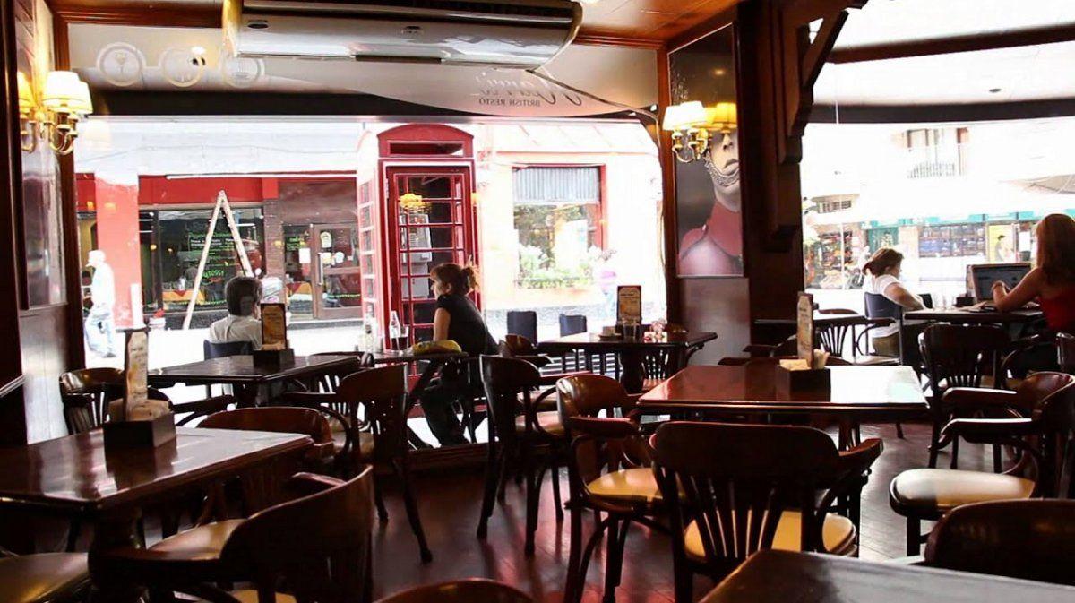 Bares y restaurantes: se está analizando firmemente la apertura