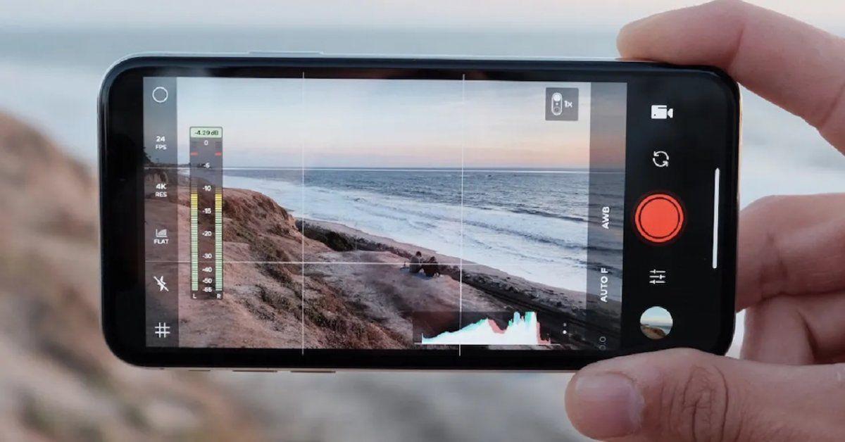 Editar videos desde tu celular con 3 app simples