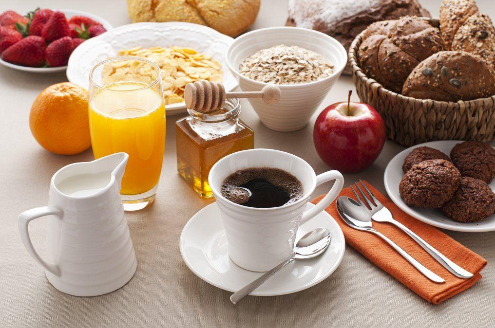 Salud: el desayuno es uno de los problemas alimentarios