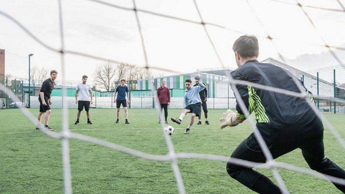 Fútbol 5: propietarios aguardarán novedades el lunes