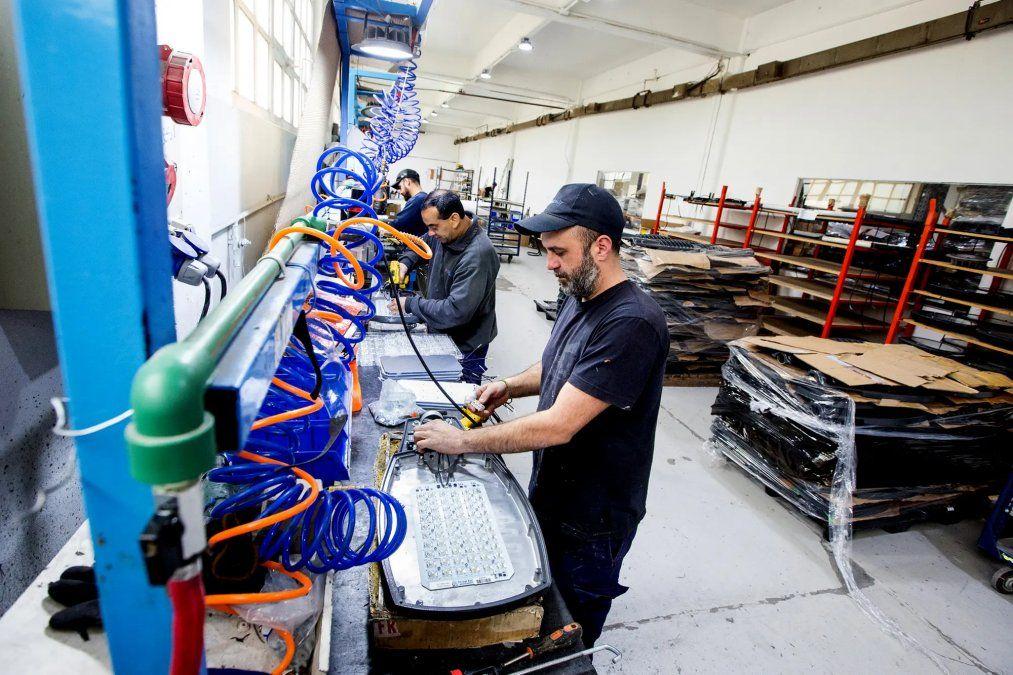 Pandemia: cerraron más de 1100 pymes industriales