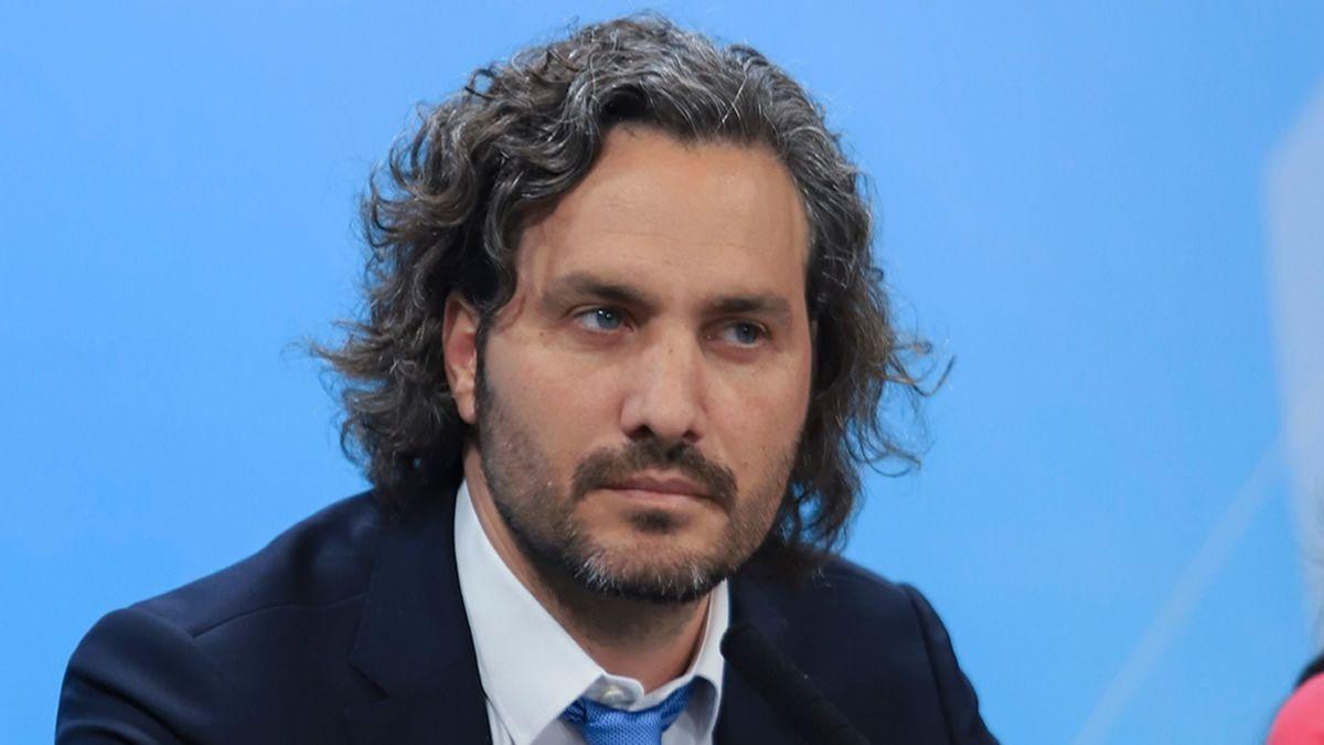 Santiago Cafiero denunció una defensa corporativa de Juntos por el cambio
