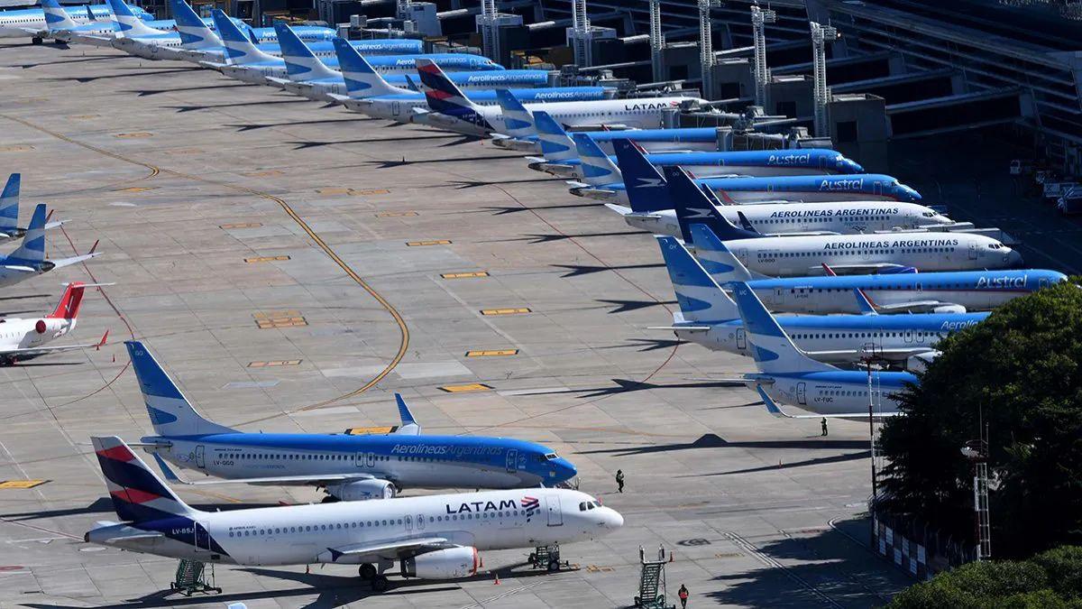 El Gobierno postergará la vuelta de los vuelos de cabotaje