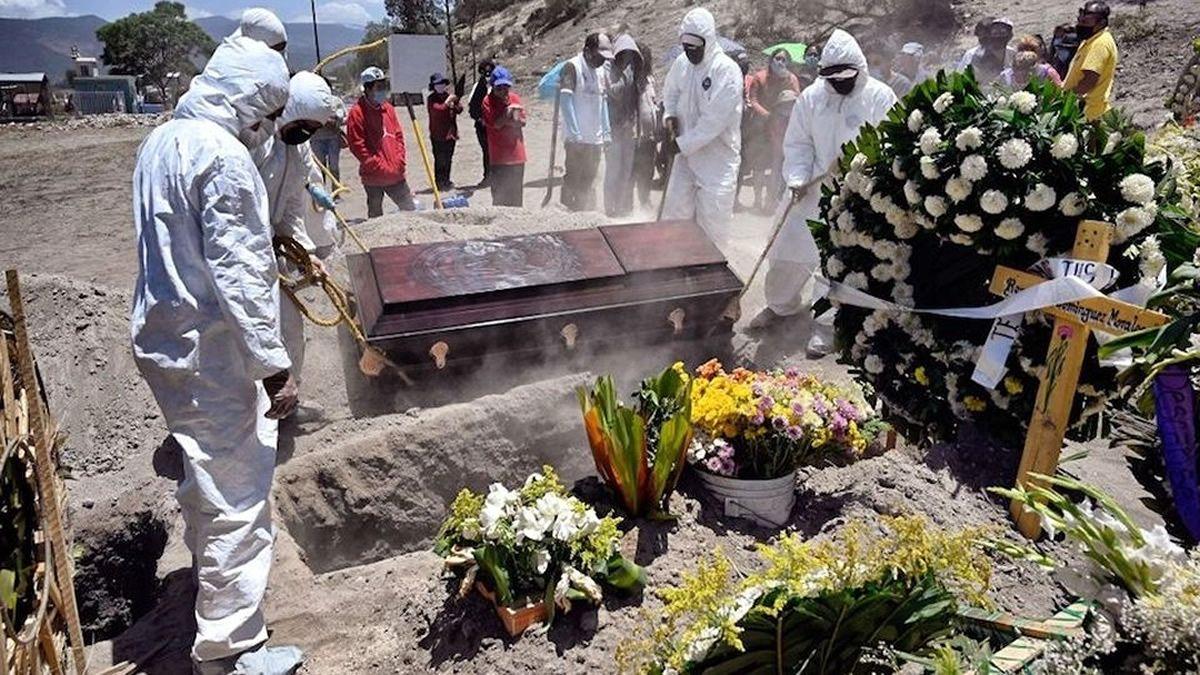 Prevén más de 400 mil muertes en Latinoamérica en los próximos tres meses