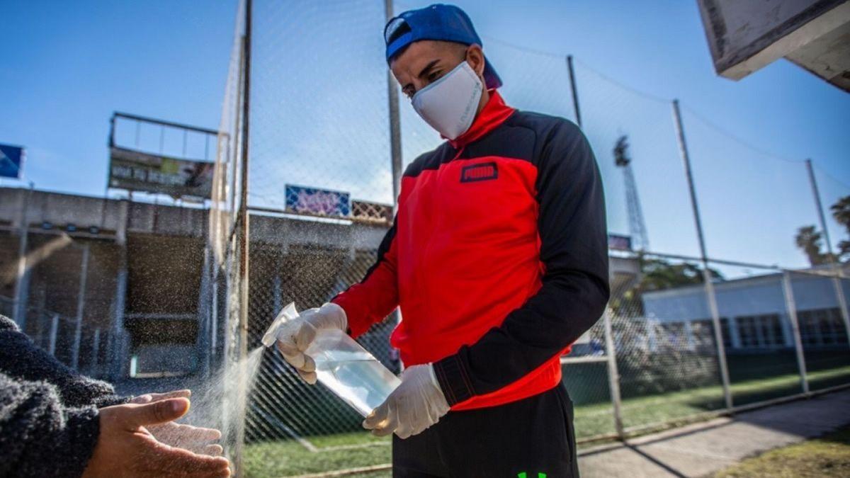 Salta: volvieron los picaditos y se sienten privilegiados