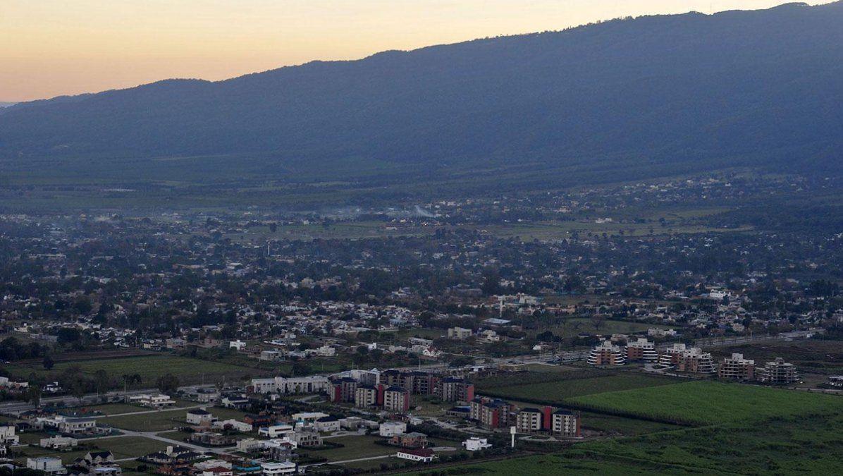 El tiempo en Tucumán presenta un viernes de tarde primaveral