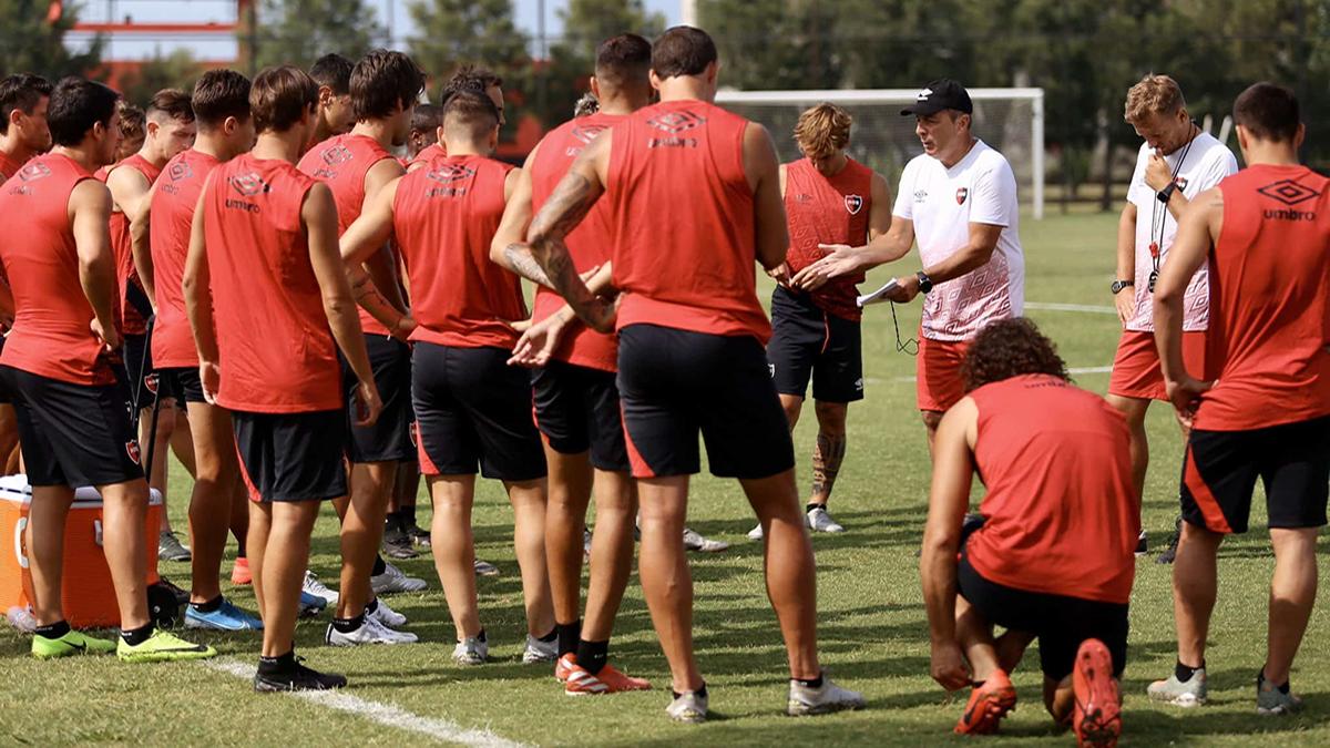 González García descartó la vuelta a los entrenamientos