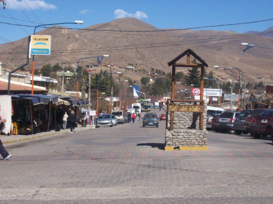 Incendio en Tafí del Valle: falleció una mujer