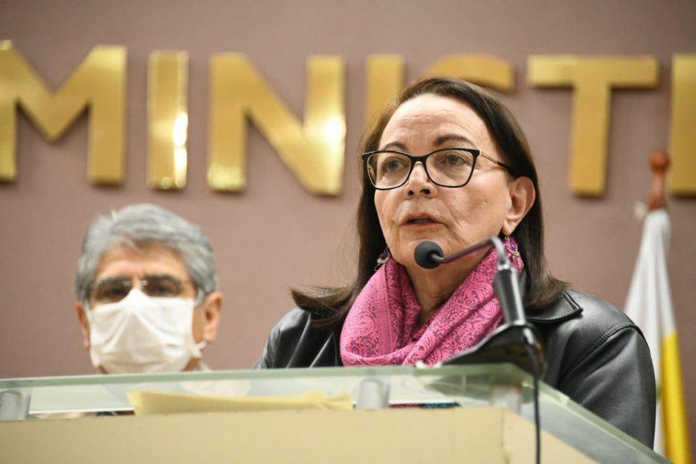 Bolivia: la ministra de Salud dio positivo de coronavirus