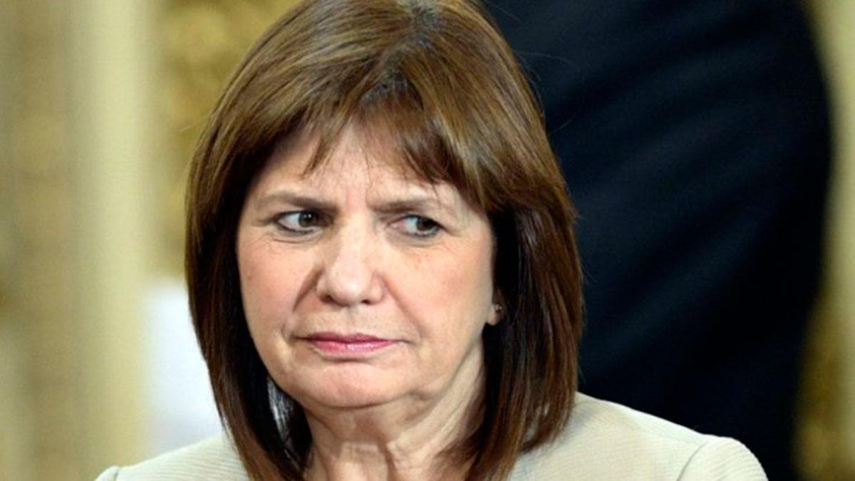 Denunciaron a Patricia Bullrich por instar a la violencia política
