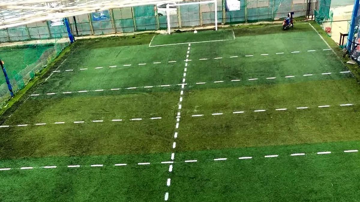 El fútbol 5 vuelve a Tucumán con reglas de distanciamiento.