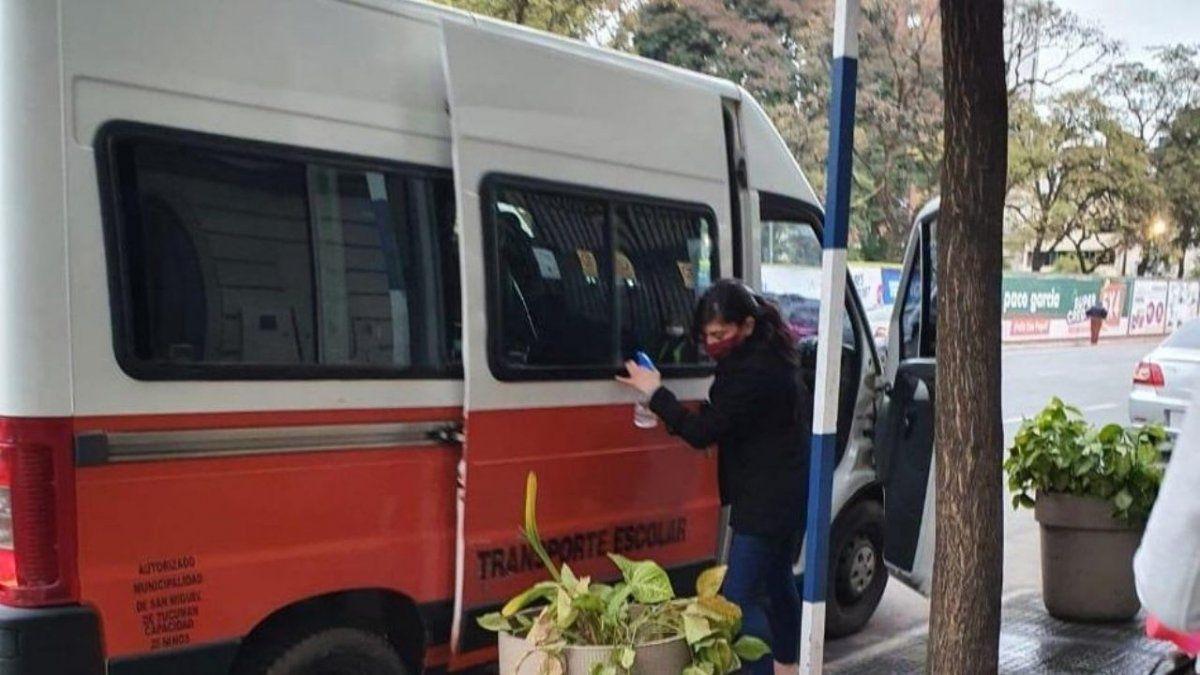 Tucumán: el paro de UTA reactivó a los transportes escolares