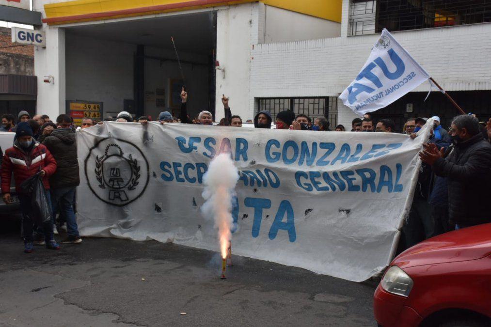 Protesta de UTA: ¿En el interior del país somos ciudadanos de segunda?