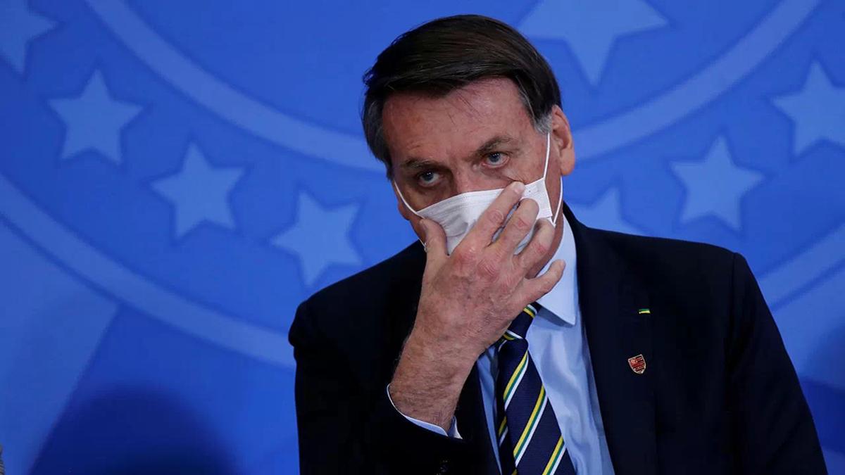 Coronavirus: Bolsonaro y sus frases más polémicas